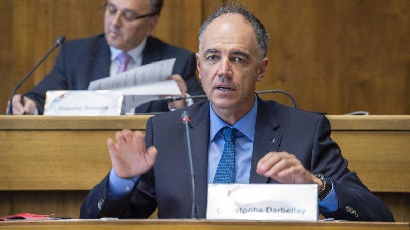 Christophe Darbellay: «Le canton autorisera ou pas les grandes manifestations, c'est une lourde responsabilité»