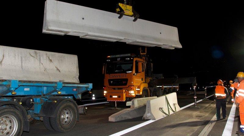 Le déplacement du chantier autoroutier va nécessiter des fermetures de l'A9.