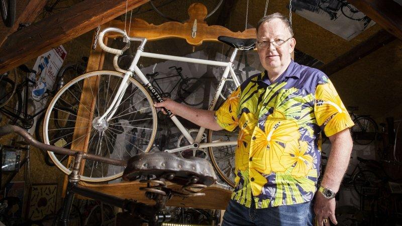 Cyclisme: il y a 40 ans, Robert Dill-Bundi décrochait l'or olympique