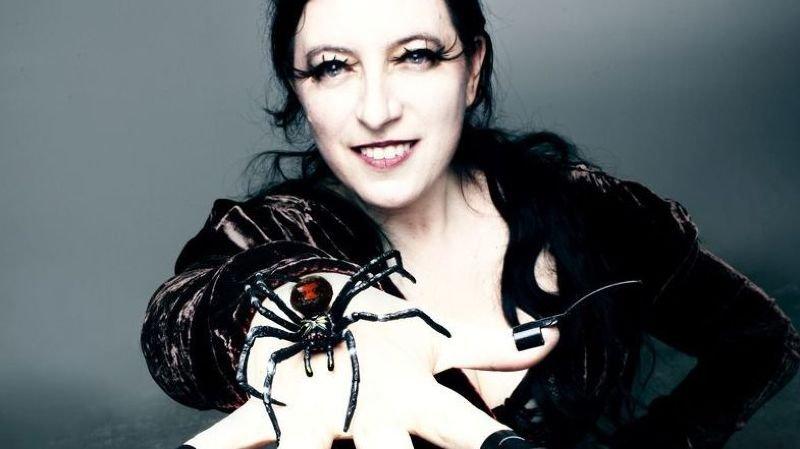 Erika Stucky reçoit le Grand Prix suisse de musique 2020