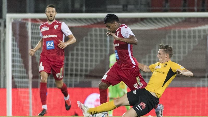 Football: face à Young-Boys, le FC Sion a toutes les raisons de croire en ses chances