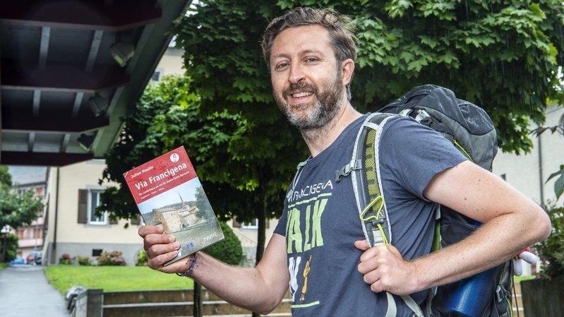 Pèlerinage historique: un guide valaisan pour doper la Via Francigena