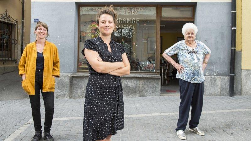 Fully: la nouvelle vie de l'ancien bazar