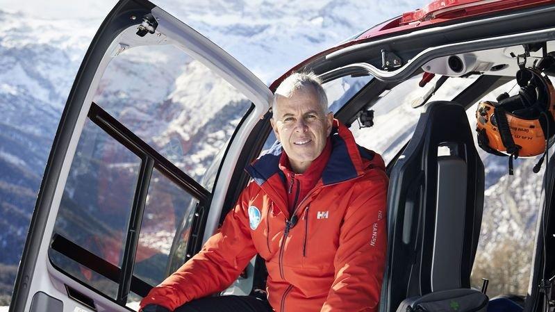 Le directeur d'Air Zermatt Gerold Biner lauréat du Prix Rünzi 2020