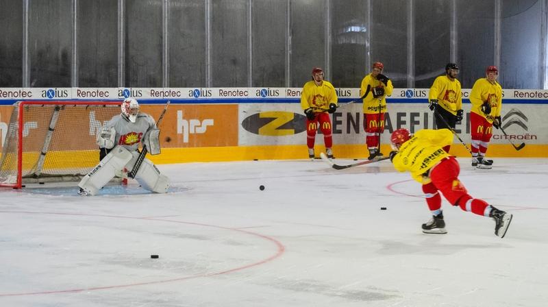 Hockey: les entraînements du HC Sierre deviennent facultatifs