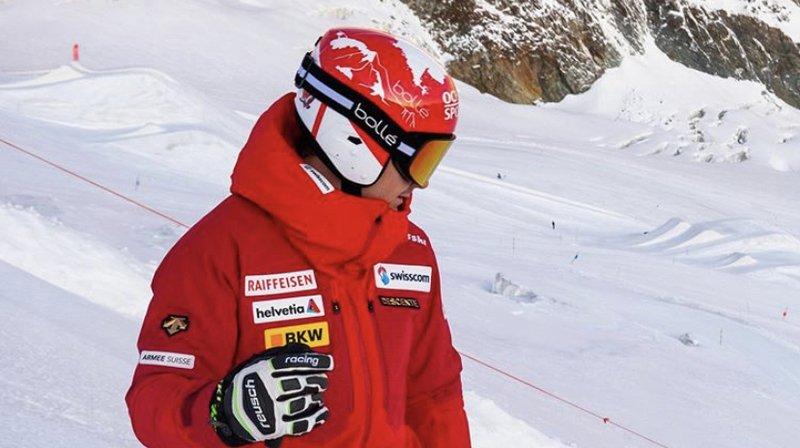 Ski alpin: les techniciens suisses tout heureux de retrouver la neige à Zermatt