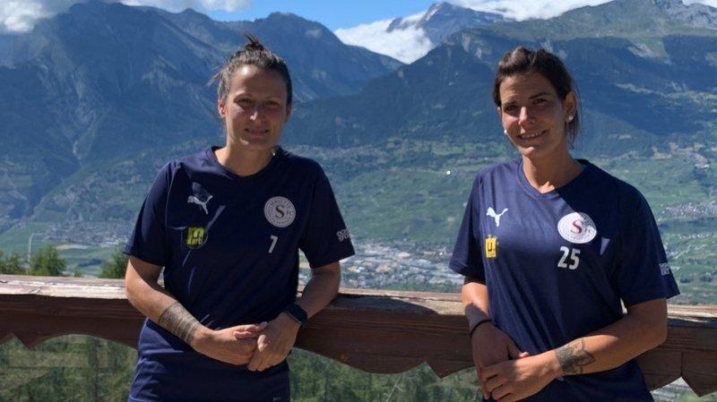Qualifié pour la Ligue des Champions, le Servette FC Chênois féminin se prépare à Veysonnaz et Beuson