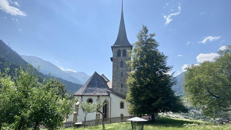 Notre carnet de route à Ernen et Mühlebach