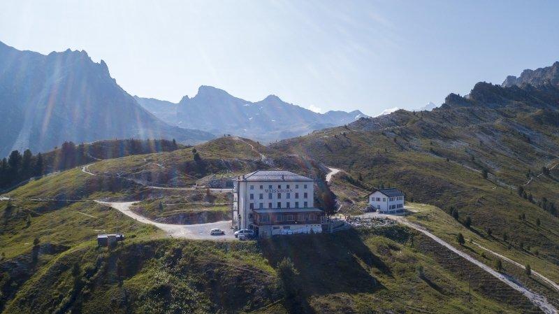 L'accident s'est produit samedi, en fin de journée, dans la région de l'hôtel Weisshorn (archives).