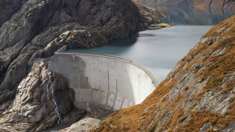Le Valais rappelle l'importance de l'hydraulique pour la Suisse