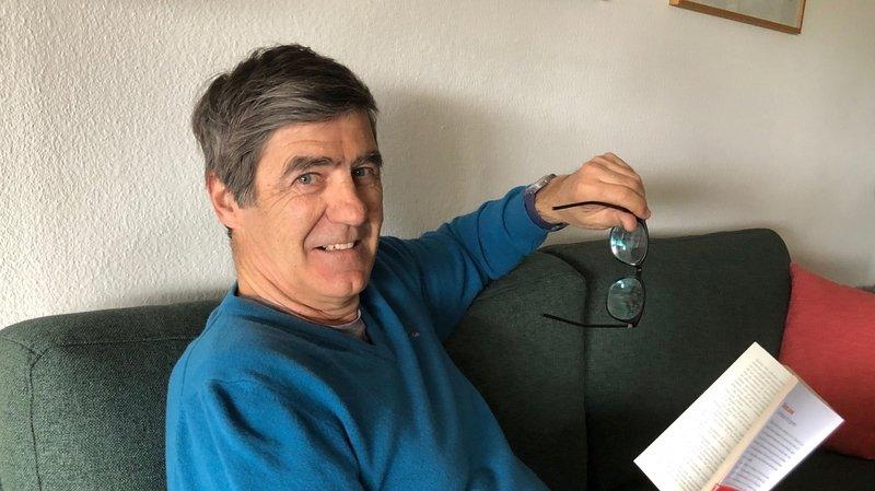 Benoît Aymon: «Mes vacances? Un foutoir très organisé»