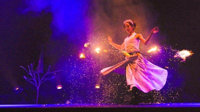 A Sierre, les spectateurs pourront assister à la performance de Lumen Création depuis leur voiture, en mode drive-in.