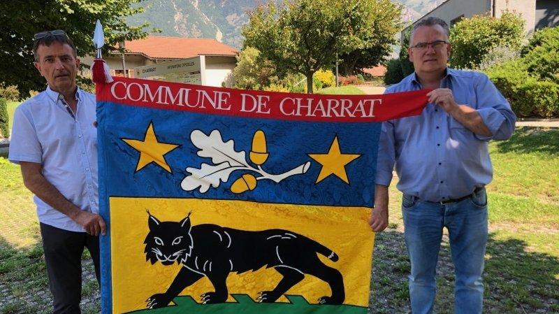 Charrat : le lynx qui orne les armoiries communales depuis 1940