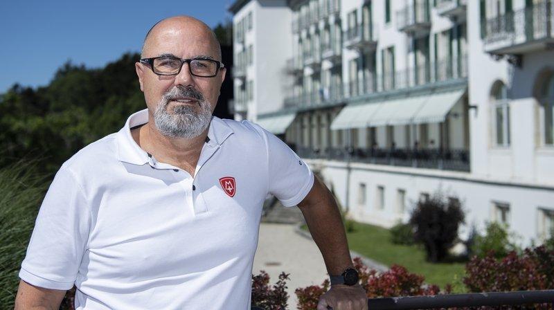 Manu Praz, le Nendard qui accompagne l'élite du sport suisse