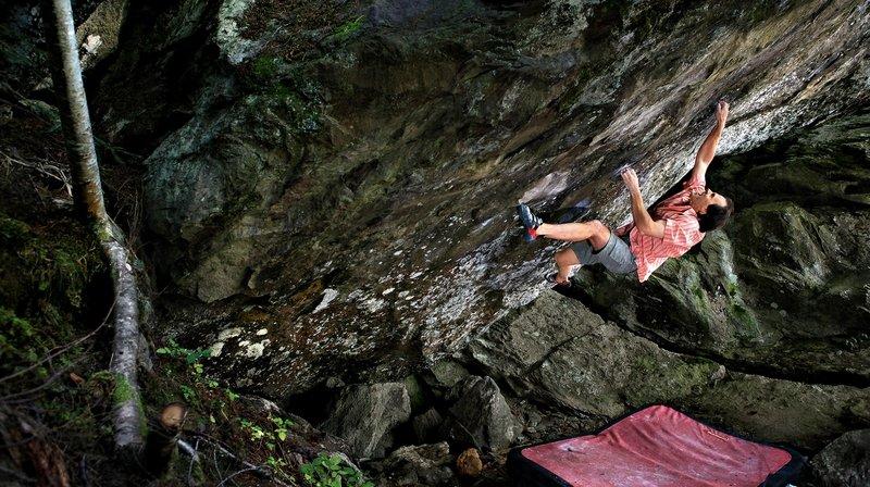 Une commune, une histoire: un paradis de la grimpe caché au-dessus de Collonges