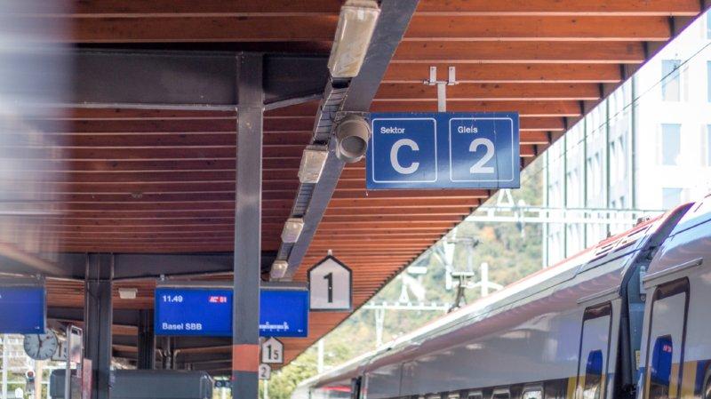 CFF: de nouvelles voix pour les annonces en gare dès le mois de septembre