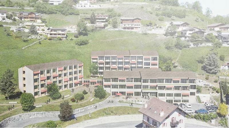 Val d'Hérens: l'agrandissement du home St-Sylve est sur les rails