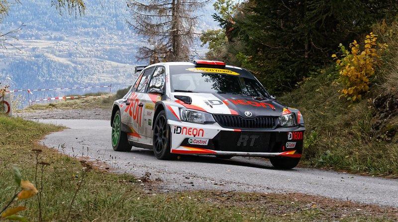Pas de Rallye du Valais en 2020, il faudra attendre l'automne 2021.