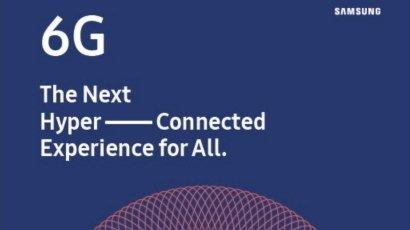 6G: Samsung prévoit le lancement du successeur de la 5G dès 2028