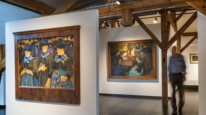 Savièse, une école artistique en héritage