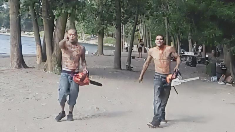 Canada: ils menacent des passants avec leurs tronçonneuses, deux hommes inculpés