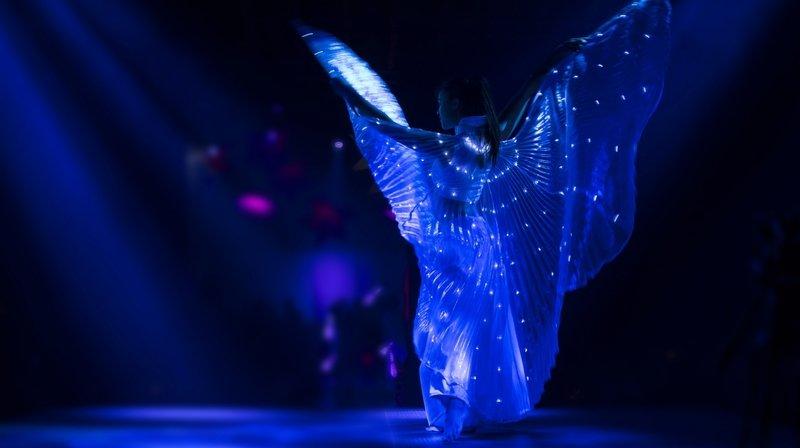 «Sierre brille», un spectacle son et lumière à découvrir les 31 juillet et 1er août sur la plaine Bellevue