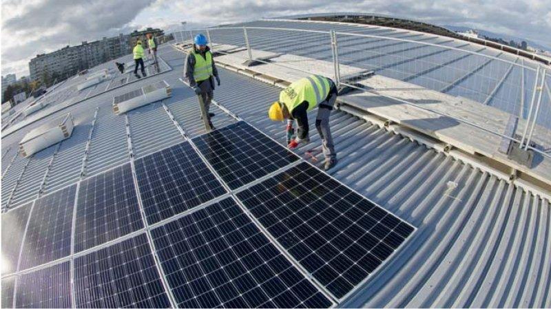 Energie: beaucoup d'espoir sur le développement du solaire