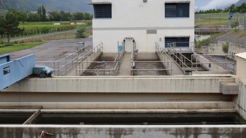 Epuration des eaux: de gros défis attendent le Valais