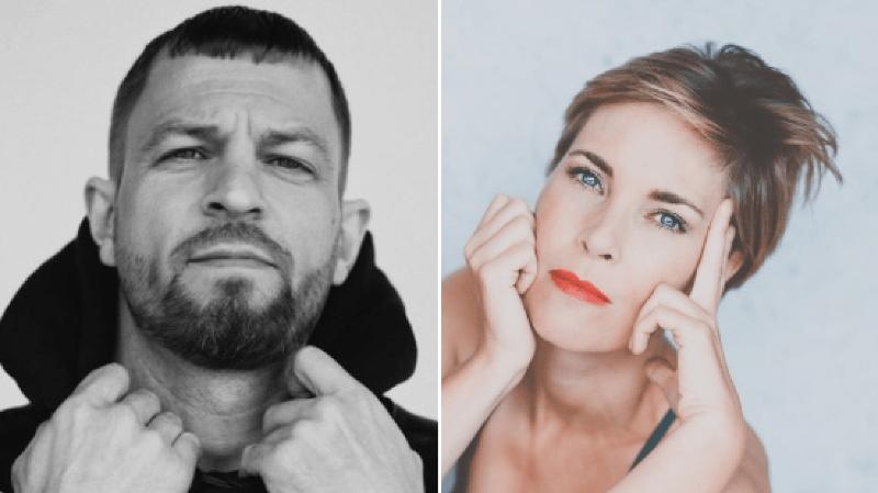 Engagement: le rappeur Stress et Mélanie Freymond sont les nouveaux ambassadeurs de la Croix-Rouge