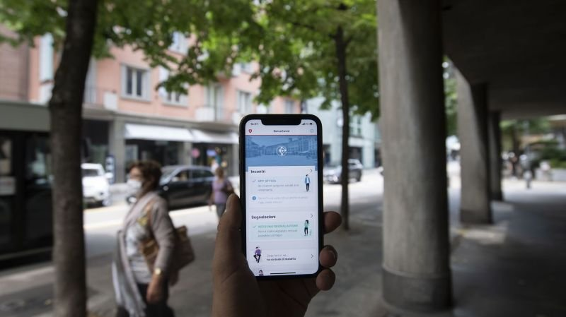 L'app SwissCovid fonctionne en Valais malgré des notifications qui laissent entendre le contraire