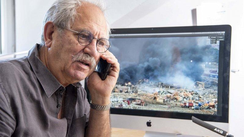 Explosions à Beyrouth: l'association Elias aide le Liban depuis le Valais
