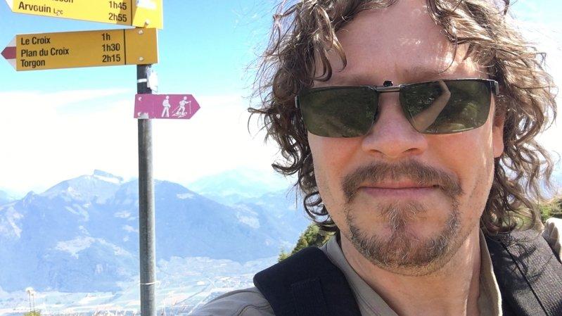 Thomas Sandoz: «On me verra sauter à l'élastique dans le Vercors avant de me voir au milieu d'un dancefloor!»