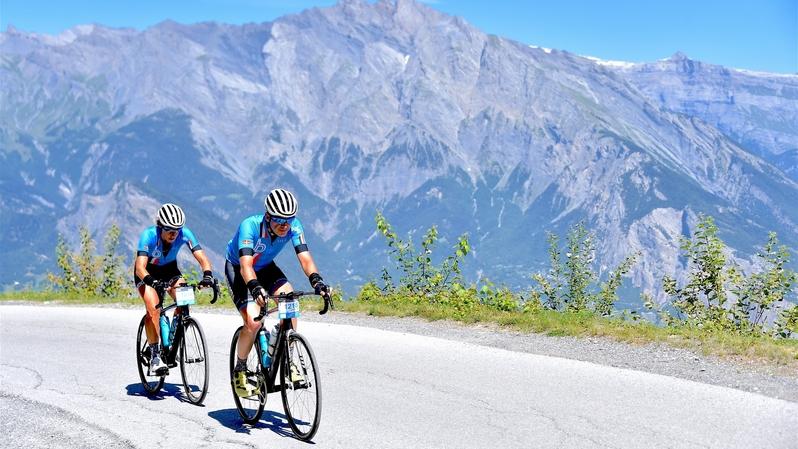 Cyclisme: plus long, plus haut, le Tour des stations a réussi son pari