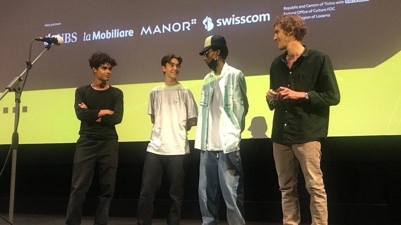 Cinéma: un court métrage valaisan remarqué à Locarno