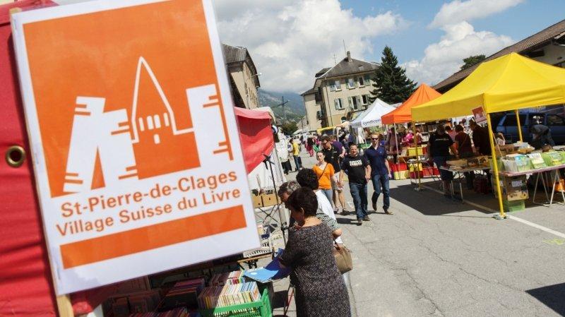 Saint-Pierre-de-Clages: le village du livre lance les apéros littéraires