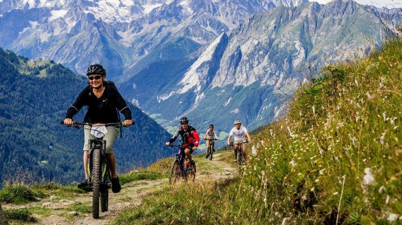 La station de Verbier vit à l'heure du 2e E-bike Festival à partir de jeudi