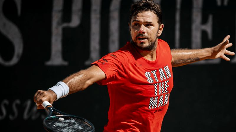Tennis: Stan Wawrinka sort vainqueur du Challenger de Prague