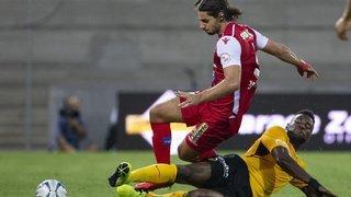 Les notes des joueurs du FC Sion lors du match contre Young Boys