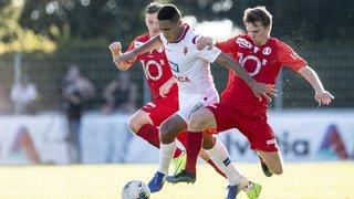 Les trois points du match FC Rapperswil-Jona – FC Sion