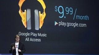 Google Play Music: vos musiques devront être sauvegardées avant la fin du mois de décembre