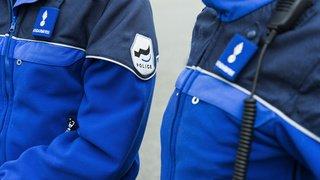 Fribourg: deux policiers blessés à Bulle lors d'une intervention dans un bus