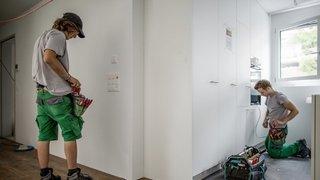 Apprentissage: près de 66'000 contrats ont été signés dans toute la Suisse jusqu'à fin juillet