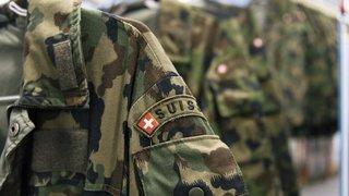 Armée: une recrue de l'école de grenadiers d'Isone perd la vie lors d'une marche