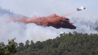 Incendie près de Marseille: 1200 évacuations