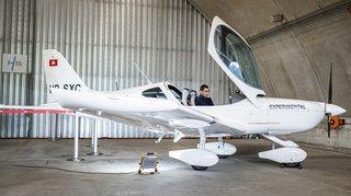 Transports: les compagnies font la course aux avions électriques