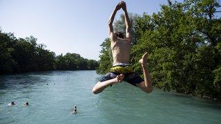 Berne: l'Aar fait partie des 20 meilleurs sites de baignade au monde selon la CNN
