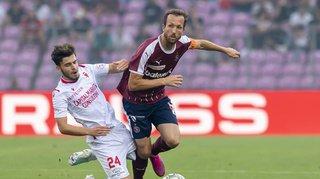 Super League: Servette-Sion, en direct