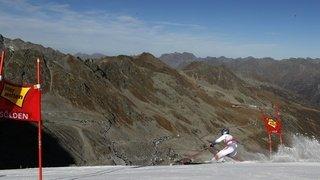 Ski alpin: la Coupe du monde de Sölden se fera sans spectateurs