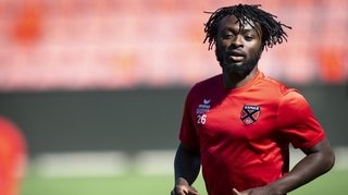 Football: Xavier Kouassi n'en veut pas au FC Sion