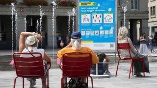 Coronavirus: Berne est le seul canton à dévoiler où vivent les personnes contaminées